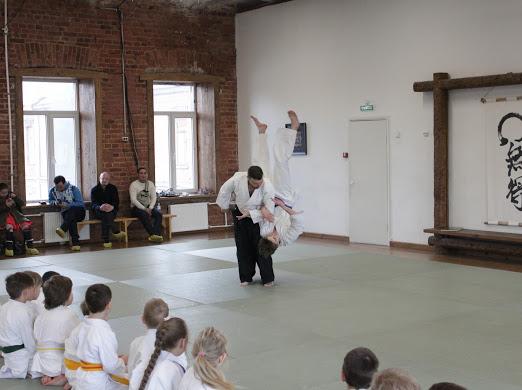 4 мая 2019 г. в Санкт-Петербурге состоялся детский фестиваль айкидо