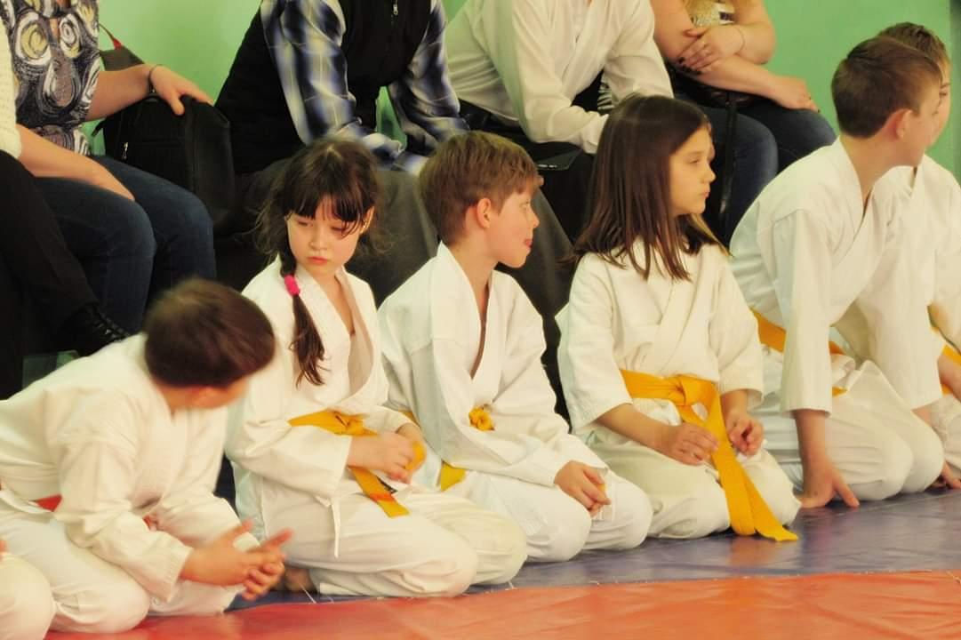 20-21 апреля в г. Ярославль состоялся детский семинар по айкидо под руководством Тюмина Александра Владимировича