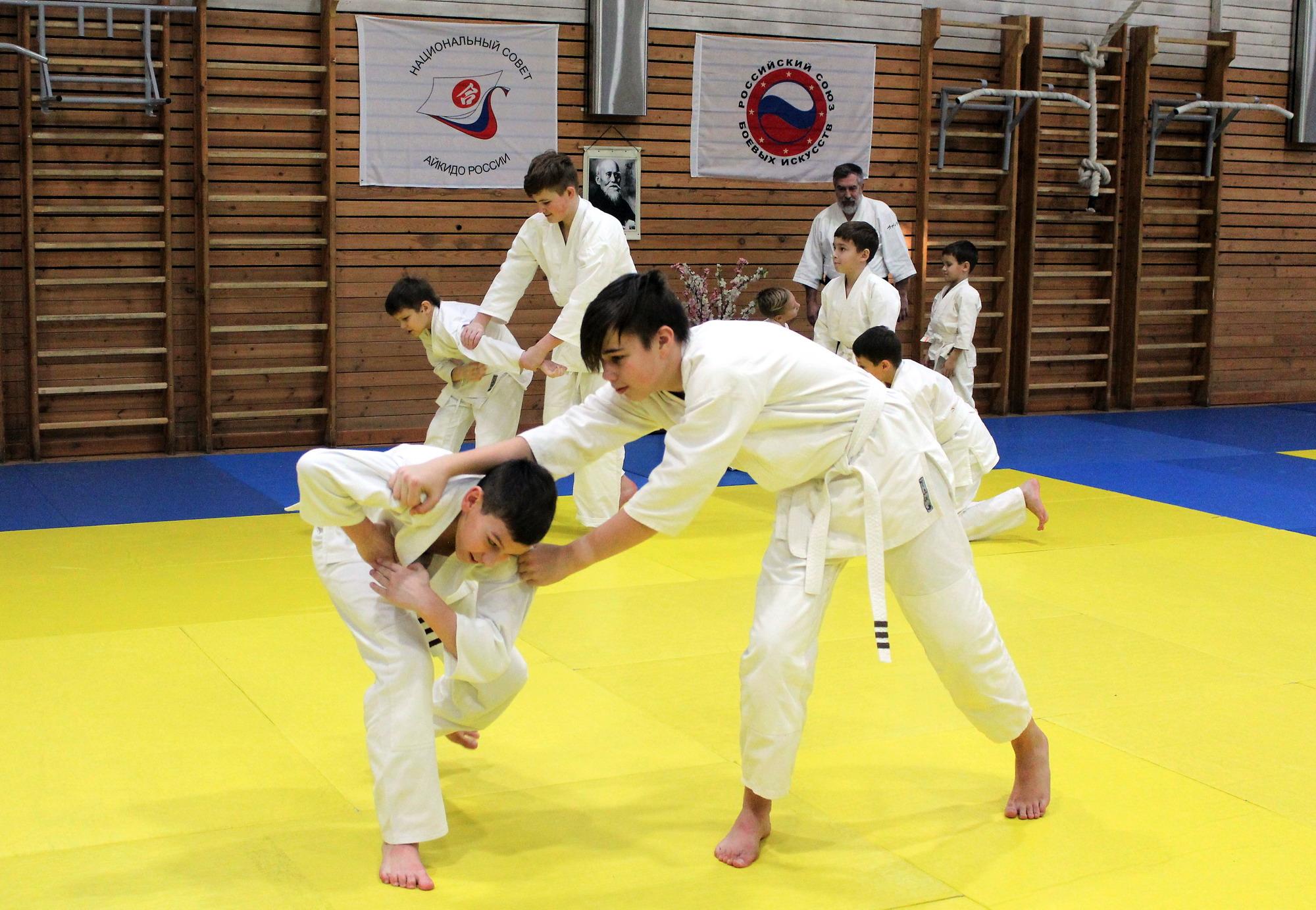 Детский осенний Семинар в Центре боевых искусств «Кацу Хаяби»