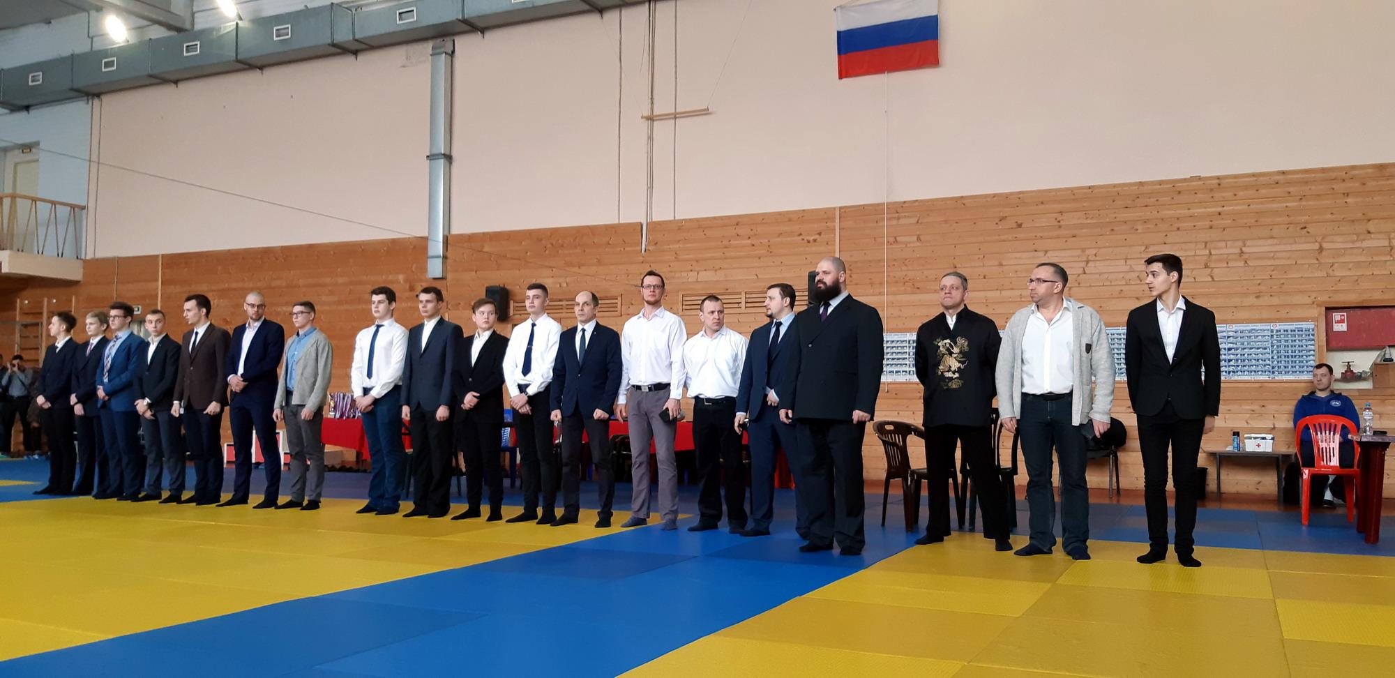 Успешно прошло Первенство Санкт-Петербурга по Айкидзюдзюцу.